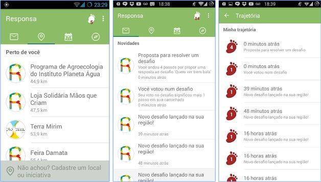 App mapeia restaurantes e feiras de orgânicos pelo Brasil todo