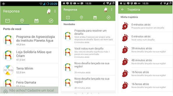 App mapeia restaurantes, feiras e lojas de produtos orgânicos