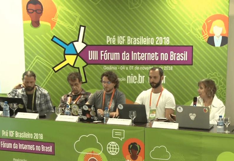 EITA participa do VIII Fórum da Internet no Brasil