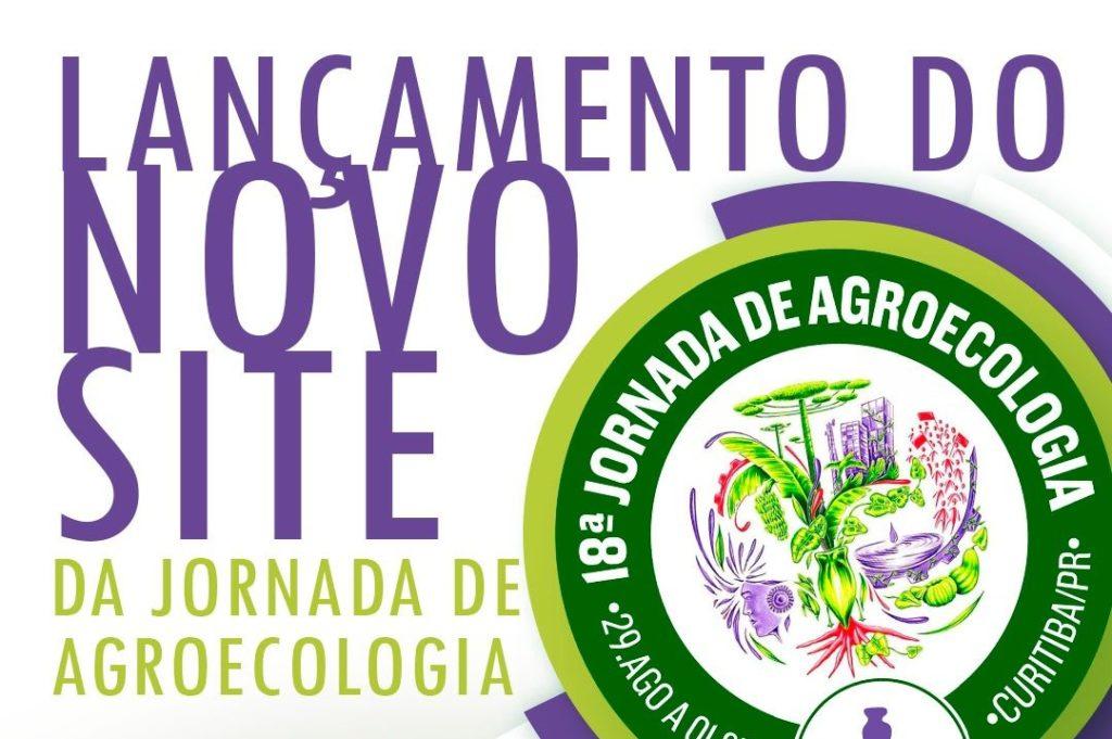 Novo site da Jornada de Agroecologia é lançado