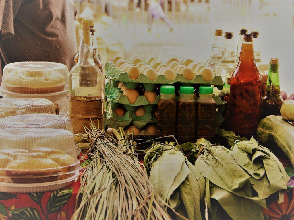 Live com a EITA: A Comercialização de alimentos da Agricultura Familiar