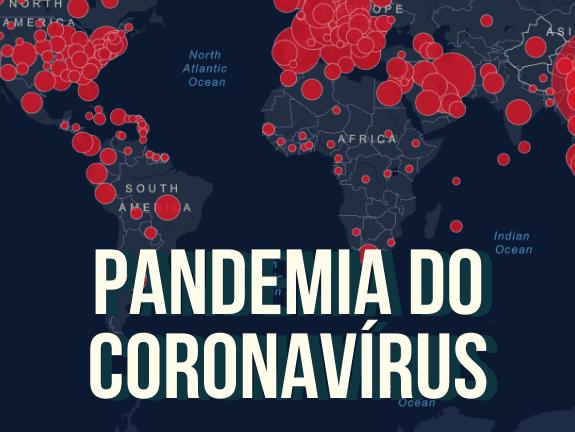 Dashboard Covid-19 nos estados, Brasil e no Mundo