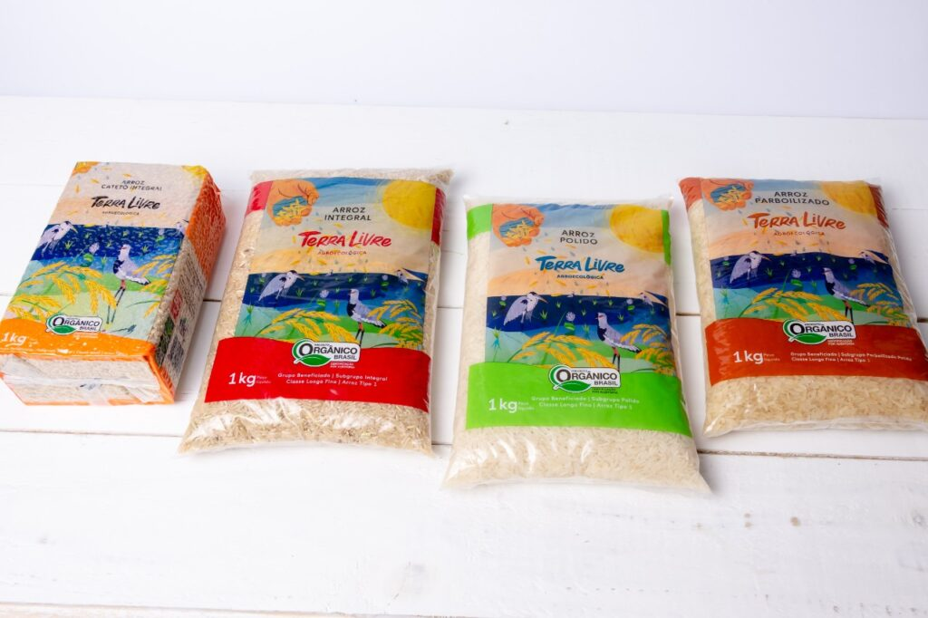 Alimentos MST 'Terra Livre Agroecológica: acesse pela loja terralivre.coop.br