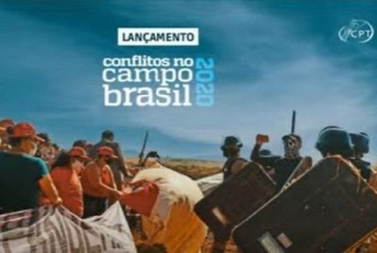 Conflitos no campo no Brasil bateram um novo recorde em 2020